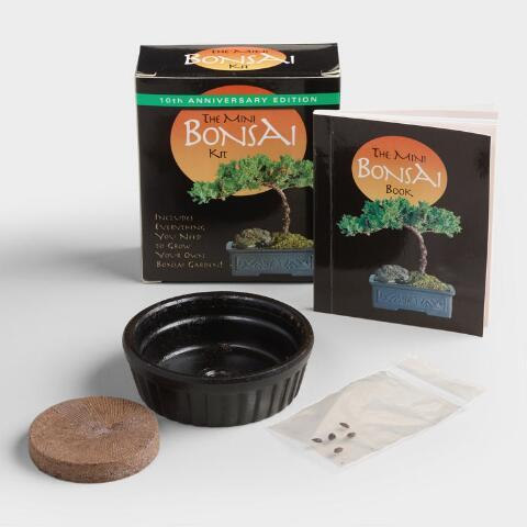 "<h2>Mini Bonsai Kit<br></h2>Never had a green thumb? Flex your green pinky with this itty bitty bonsai kit, which measures in at about 2-inches wide. It comes with seeds, a pot, a peat pellet, and even a pair of mini scissors! <br><br><strong>Cost Plus World Market</strong> Mini Bonsai Kit, $, available at <a href=""https://go.skimresources.com/?id=30283X879131&url=https%3A%2F%2Fwww.worldmarket.com%2Fproduct%2Fmini%2Bbonsai%2Bkit.do"" rel=""nofollow noopener"" target=""_blank"" data-ylk=""slk:Cost Plus World Market"" class=""link rapid-noclick-resp"">Cost Plus World Market</a>"