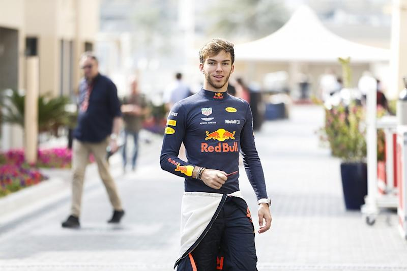 Gasly to make Race of Champions debut
