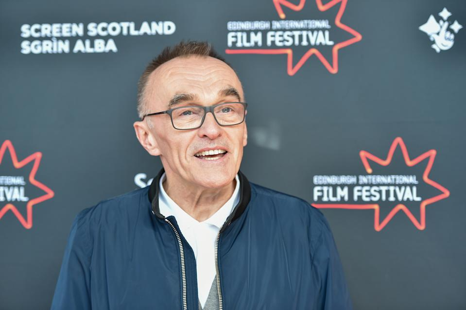 Danny Boyle attends a photocall for the Scottish Premiere of 'Yesterday' during the 73rd Edinburgh International Film Festival at Vue Omni Cinema on June 20, 2019 in Edinburgh, Scotland. (Photo by Roberto Ricciuti/Getty Images)