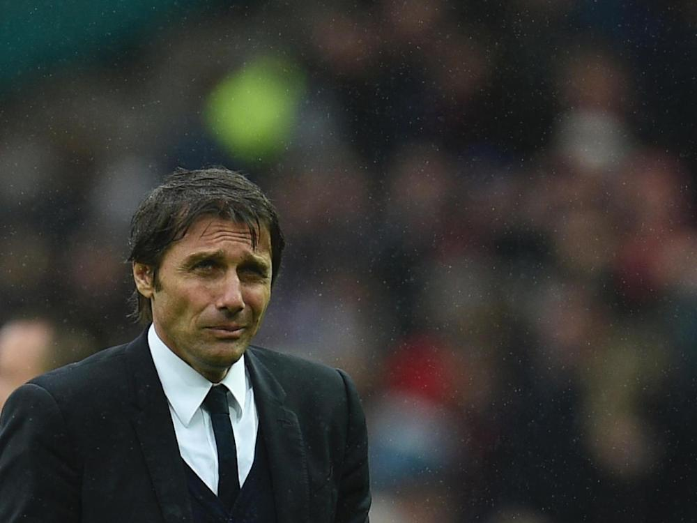 There is a chance that Conte is playing mind games (Getty)