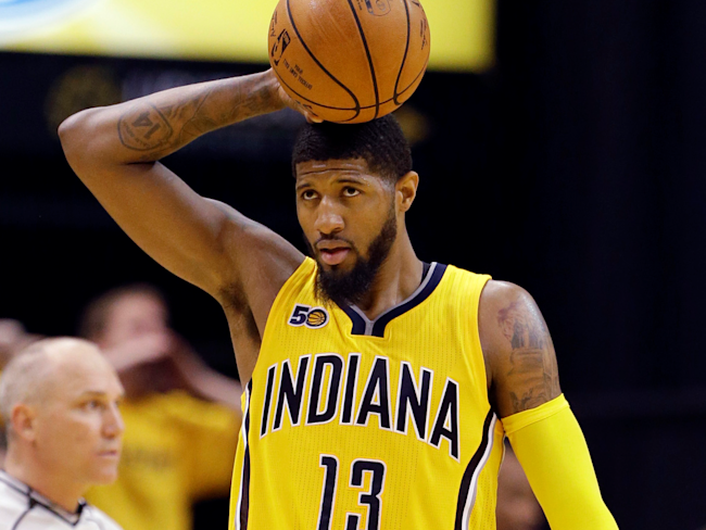paul george lost out on 70 million in a vote from nba. Black Bedroom Furniture Sets. Home Design Ideas