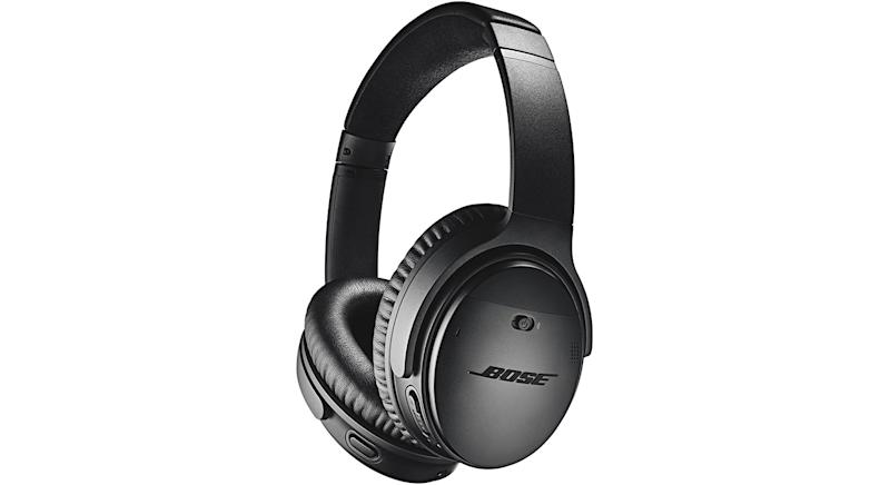 Bose QuietComfort 35 (Series II) Wireless Headphones with Built-in Alexa