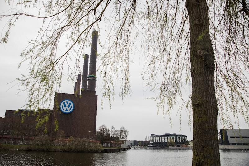 Volkswagen's Porsche drops diesel in electric auto  push