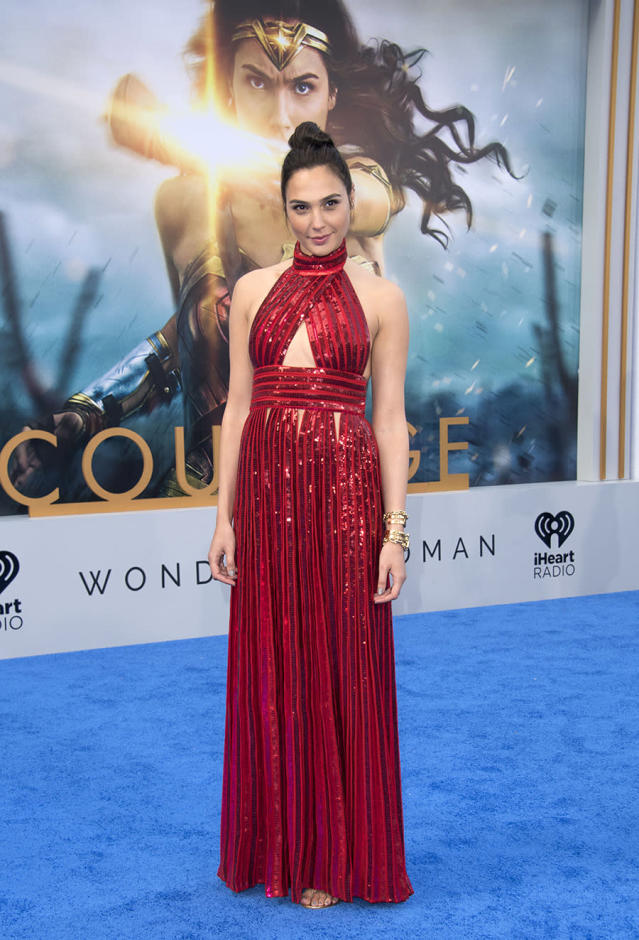 "<p>The Israeli model and actress Gal Gadot made her first appearance as Wonder Woman in last year's ""Batman v Superman."" (Photo: Valeria Macon/AFP/Getty Images) </p>"