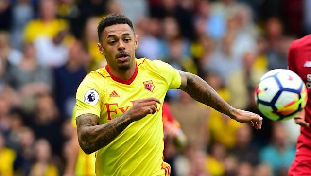<p><strong>IN</strong></p> <br><p>Andre Gray <strong>(Burnley) </strong>£18.5m</p> <p>Richarlison <strong>(Fluminense)</strong> £11m</p> <p>Will Hughes <strong>(Derby)</strong> £8m</p> <p>Tom Cleverley <strong>(Everton) </strong>Undisclosed</p> <p>Nathaniel Chalobah <strong>(Chelsea)</strong> Undisclosed </p> <p>Daniel Bachmann <strong>(Stoke)</strong> Free</p> <p>Kiko Femenia <strong>(Alaves)</strong> Free</p> <hr><p><strong>OUT</strong></p> <br><p>Valon Behrami <strong>(Udinese) </strong>Undisclosed</p> <p>Steven Berghuis <strong>(Feyenoord) </strong>Undisclosed</p> <p>Mario Suarez (<strong>Guizhou Hengfeng Zhicheng FC</strong>) Undisclosed</p> <p>Dennon Lewis <strong>(Crawley) </strong>Loan</p> <p>Obi Oulare<strong> (Royal Antwerp)</strong> Loan</p> <p>Giedrius Arlauskis <strong>(CFR Cluj)</strong> Free</p> <p>Rene Gilmartin <strong>(Colchester)</strong> Free</p> <p>Juan Carlos Paredes <strong>(Emelec)</strong> Free</p> <p>Mathias Ranegie (Released)</p> <p>Ola Adeyemo (Released)</p> <p>Charlie Bannister (Released)</p> <p>Ogo Obi (Released)</p> <p>Rhyle Ovenden (Released)</p>