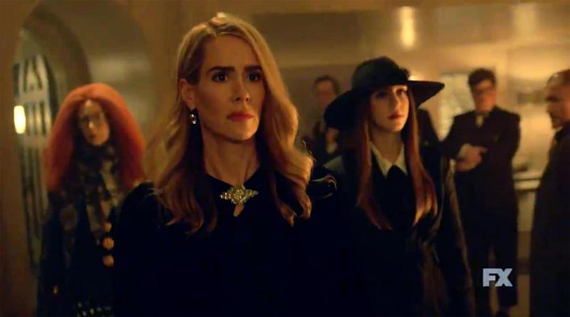 American Horror Story: Apocalypse recap: The White Witch approaches