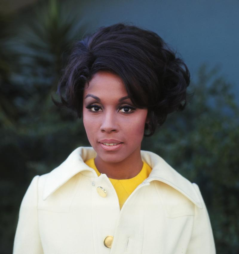 Diahann Carroll as Julia on Julia.