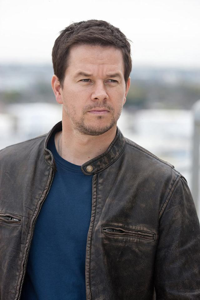 """<a href=""""http://movies.yahoo.com/movie/contributor/1800019716"""">Mark Wahlberg</a> in Universal Pictures' <a href=""""http://movies.yahoo.com/movie/1810228610/info"""">Contraband</a> - 2012"""