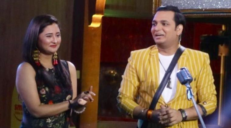 Paritosh Tripathi bigg boss 13 episode