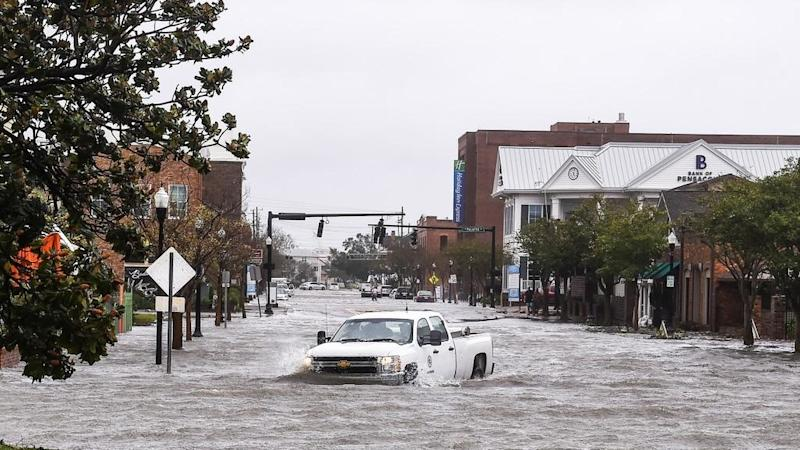 Hurricane Sally brings 'historic' flooding to southeastern US