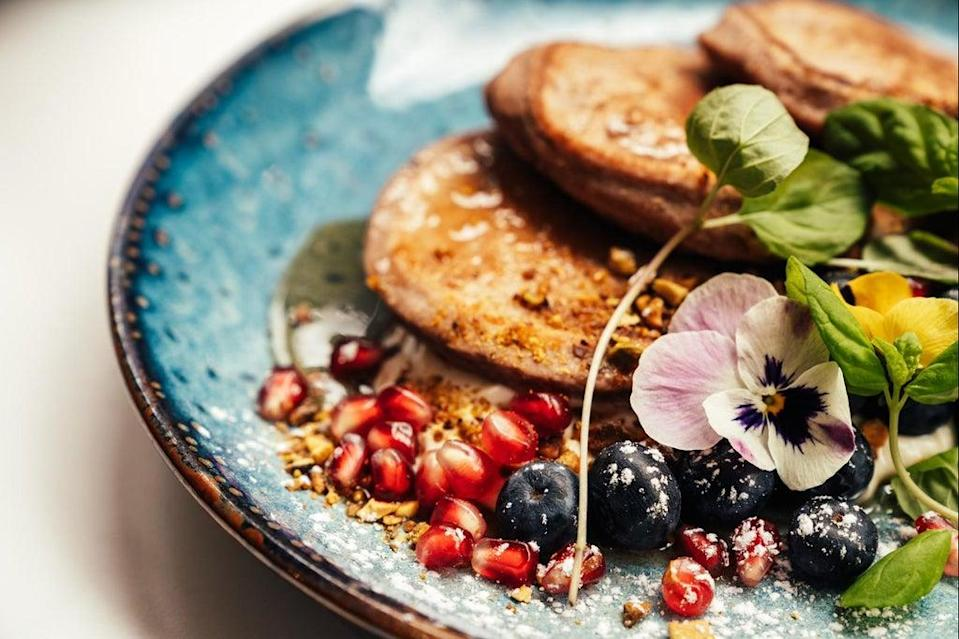 Meat-free munch: Redemption's two London locations are among the best spots for vegan food in London  (Press image)