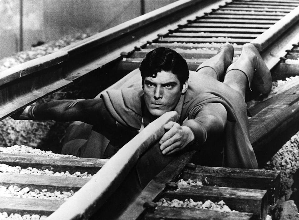 <p>All of Marvel's action stars have Christopher Reeve to thank. The actor is credited as being Hollywood's first superhero when he starred as Clark Kent (a.k.a. Superman) in 1978. The film went on to become a massive box office and critically acclaimed hit.</p>