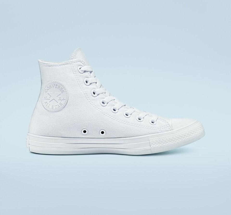 <p>Another modernized mainstay, these <span>Converse Chuck Taylor All Star</span> ($60) are so fresh.</p>