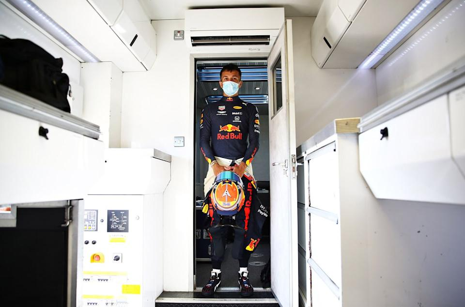 "Alex Albon, Red Bull Racing<span class=""copyright"">Red Bull Content Pool</span>"