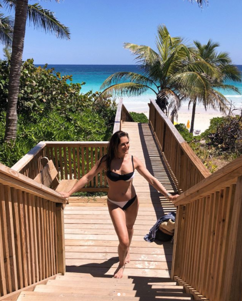 Brooke's looking better than ever at 52. Photo: Instagram/brookeshields