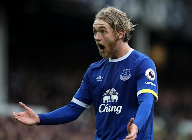 <p>Tom Davies – Everton (WhoScored.com rating 7.08)<br> The teenager has broken through into the Everton team this season and has been capped from England U16 to U19 levels.<br> The Toffees average two goals a game when Davies plays and conced just 0.5 compared to 1.6 and 1.3 when he doesn't. </p>
