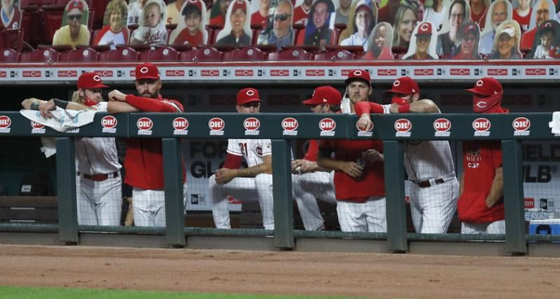 MLB: Reds, Pirates games postponed after COVID-19 positive