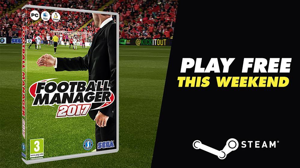 Football Manager Free to Play Weekend