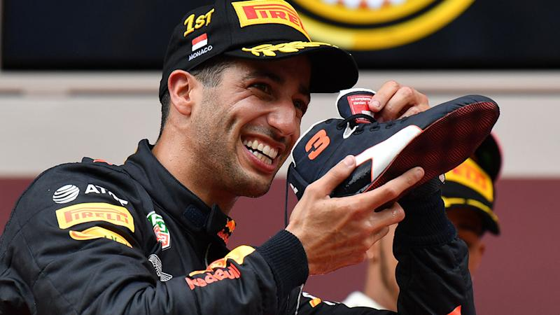 Newey Reveals Ricciardo Set for Canadian Grand Prix Grid Penalties