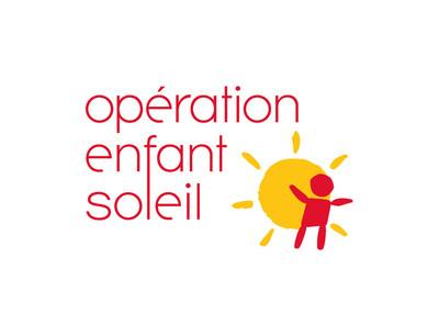 Logo: Opération Enfant Soleil (CNW Group/COMINAR REAL ESTATE INVESTMENT TRUST)