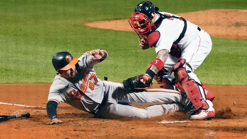 Red Sox highlights: Orioles dominate in Boston's 2020 Fenway finale