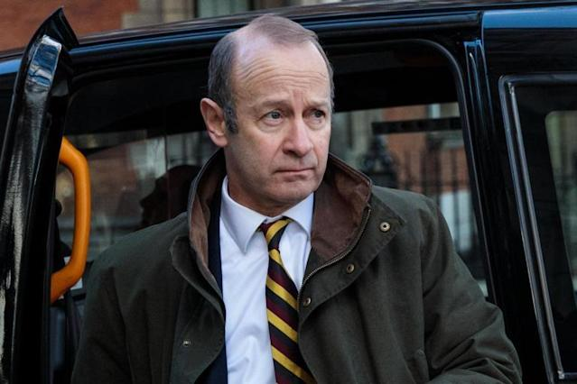 UKIP leader Henry Bolton forced out by no confidence vote