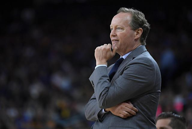After helping Atlanta to its best season ever before things fell apart, what can Mike Budenholzer do with Giannis Antetokounmpo in Milwaukee?
