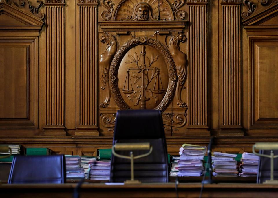 Palais de justice (PHOTO D'ILLUSTRATION). - Thomas SAMSON / AFP