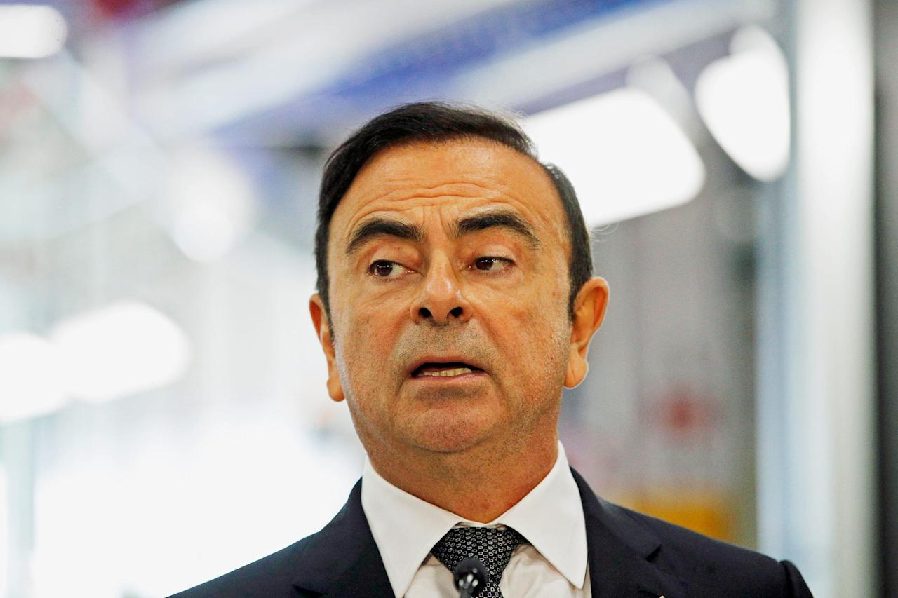 Carlos Ghosn reportedly fled prosecution in Japan by hiding in a box on a private jet. Meet Nissan's disgraced former chairman, who was charged in 2018 with underreporting his compensation.