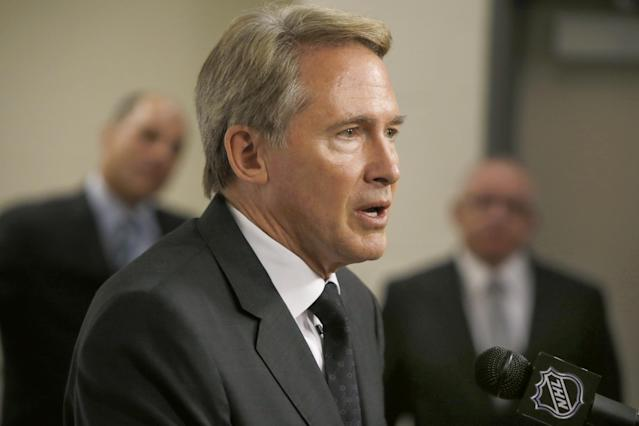 Back in the NHL: For new Penguins head coach Mike Johnston, it was just a matter of time