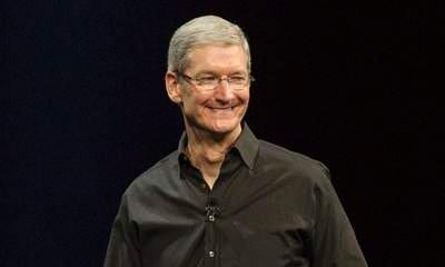 Apple Boss In Line For $500m Stock Windfall