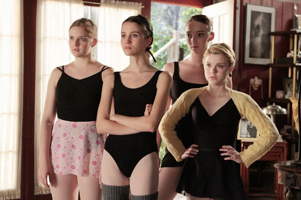 <p>Created by Amy Sherman-Palladino (who also created <strong>Gilmore Girls</strong> and <strong>The Marvelous Mrs. Maisel</strong>), this ABC Family dramedy stars Sutton Foster as a former Las Vegas showgirl who - after getting married on a whim - ends up teaching ballet lessons at her new mother-in-law's dance studio. Don't ask us why this fabulous series was canceled in 2013 after just one season, because we don't have an answer. </p>