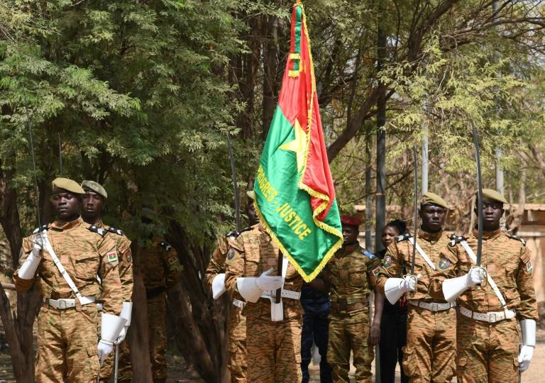 Burkina Faso's underequipped army has struggled to contain the Islamist attacks which have intensified this year