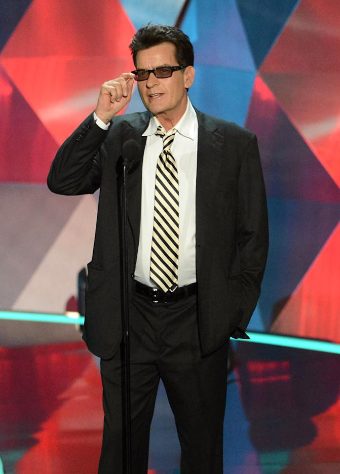 """Charlie Sheen, who's portrayed a baseball player in movies like """"Major League,"""" actually did know how to swing a bat back when he was a student at Santa Monica High School in California. He could have gone on to play ball in college, according to coaches who worked with him. However, Sheen never finished his diploma because he was expelled a few weeks short of graduation due to poor attendance and grades. Today, even Sheen is impressed at the media attention he's received because of his 2011 meltdown. """"Man, it's a bit nutty,"""" Sheen said in January. """"I'm just a white guy from Malibu who dropped out of high school. I'm amazed that there's still all this interest in what's going on."""" Too bad he wasn't taking a class in attracting the media — Sheen would have aced it!"""