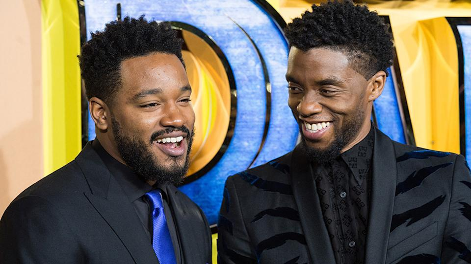 Ryan Coogler, director of Black Panther, has shared a heartfelt tribute to Chadwick Boseman, who passed away last week after a four-year battle with colon cancer. Photo: Getty