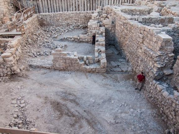 City of David Discovery Fills Gap in Jerusalem History