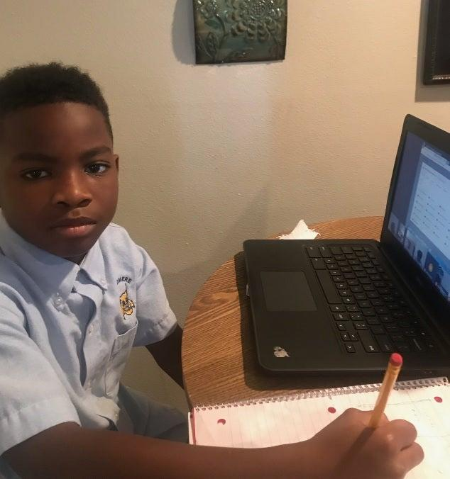 Education authorities reportedly recommended the boy be expelled (WDSU)