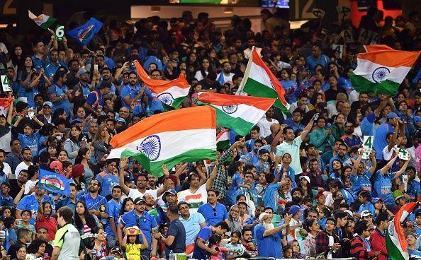 Every India match attracts mammoth numbers of ardent cricket fans