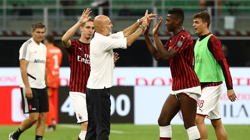 'I can't waste energy' - AC Milan manager Pioli unfazed by Rangnick rumours