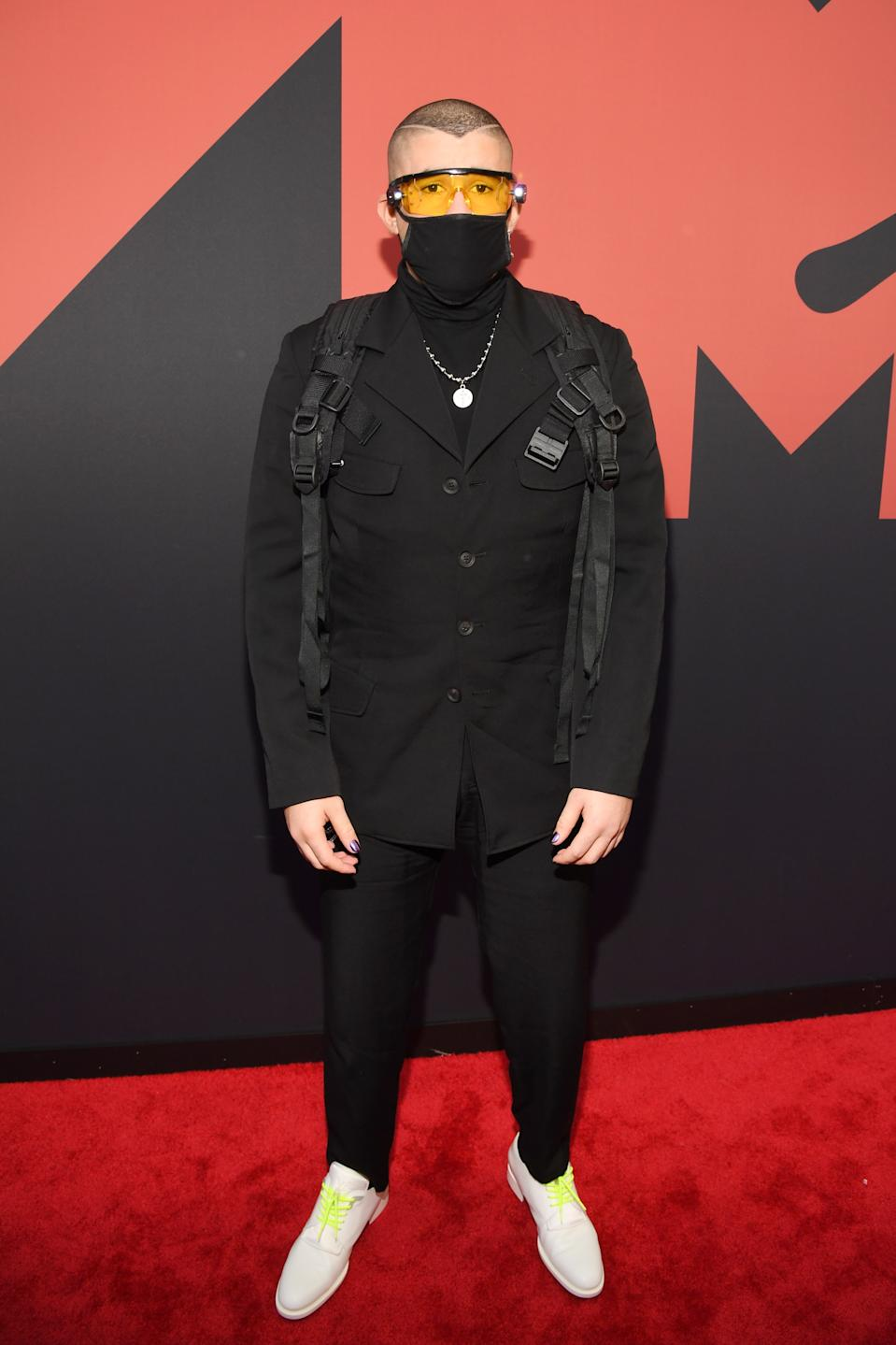 """<h1 class=""""title"""">Bad Bunny</h1><cite class=""""credit"""">Photo: Getty Images</cite>"""
