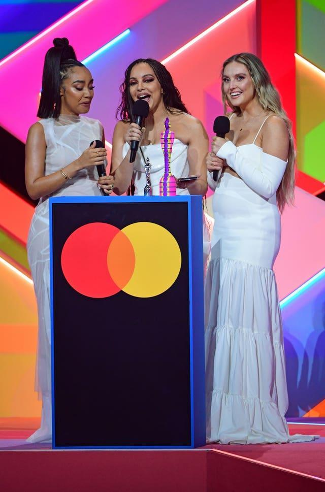 The Brit Awards 2021 – Show – London