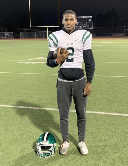 Sophomore Dijon Stanley of Granada Hills rushed for 1,009 yards and scored 14 touchdowns.