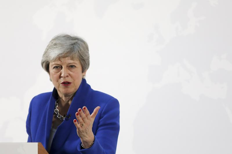 Minister Quits as May Resists Pressure to Go: Brexit Update