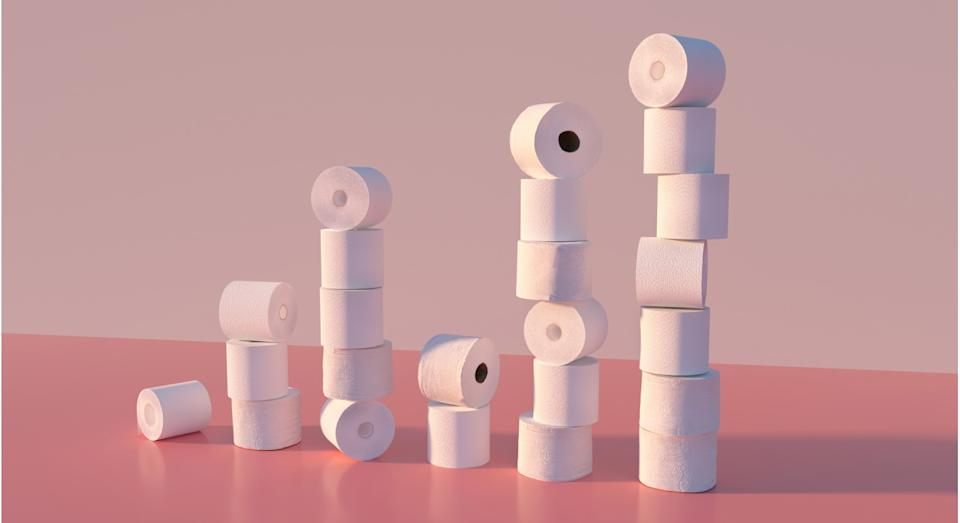 Get 60 toilet rolls for under £15 for today only. (Getty Images)