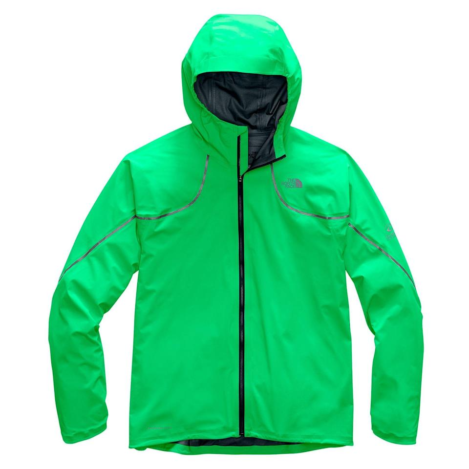 """<p><strong>The North Face</strong></p><p>thenorthface.com</p><p><strong>$280.00</strong></p><p><a href=""""https://go.redirectingat.com?id=74968X1596630&url=https%3A%2F%2Fwww.thenorthface.com%2Fshop%2Fwomens-flight-futurelight-jacket-nf0a3x3f&sref=https%3A%2F%2Fwww.womenshealthmag.com%2Ffitness%2Fg24270365%2Fgifts-for-runners%2F"""" rel=""""nofollow noopener"""" target=""""_blank"""" data-ylk=""""slk:Shop Now"""" class=""""link rapid-noclick-resp"""">Shop Now</a></p><p>This lightweight jacket is shockingly warm, without feeling stuffy, thanks to a unique nano-spinning technology that keeps water out and lets air in. It's the perfect layer for outdoor runs in the fall or winter months. (Check out other <a href=""""https://www.womenshealthmag.com/fitness/a29648053/2019-fitness-awards/"""" rel=""""nofollow noopener"""" target=""""_blank"""" data-ylk=""""slk:fitness award"""" class=""""link rapid-noclick-resp"""">fitness award</a> winners for gift inspo.)</p>"""