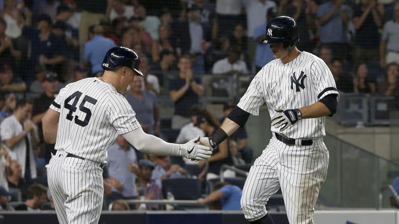 Red Sox stave off sweep at Yankee Stadium