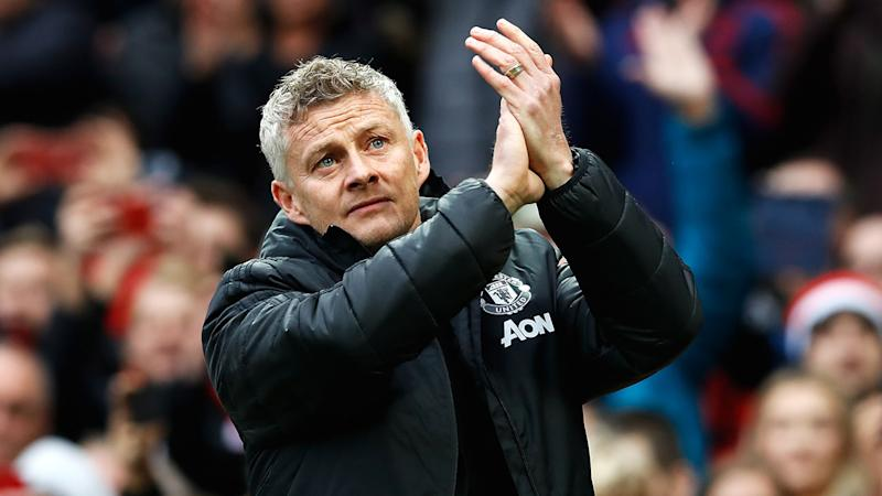 Ole Gunnar Solskjaer was pleased with his side's display against Liverpool.