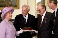 """<p>Even members of the royal family succumb to their need for sweets. Instead of dessert, they request a """"pudding.""""</p>"""