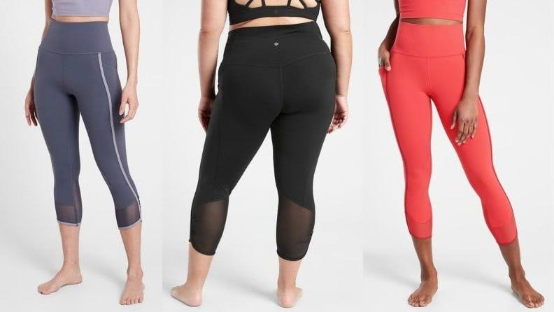 Every yogi wardrobe needs a solid pair of crops.