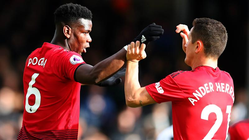 Pogba, Rashford and Martial can lead Man Utd to Premier League glory, says Herrera